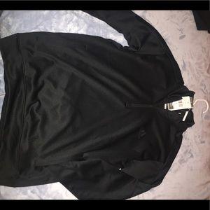 Adidas Jacket.  ALL BLACK